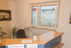 Physiotherapie Praxis Empfang Asseln